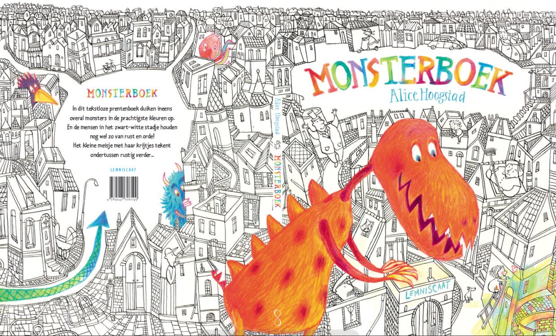 01.1 Omslag monsterboek